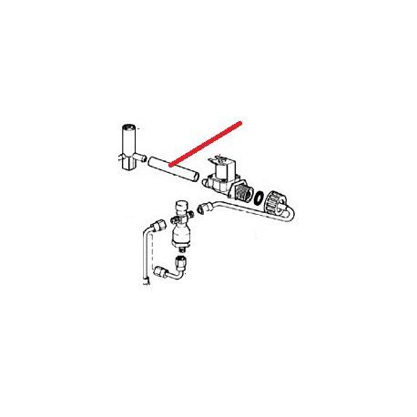 TUYAU ELECTROVANNE 3/4 ORIGINE CIMBALI - PQ250