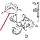 TUBE ALIMENTATION DOUBLE REFROIDISSEMENT M20/28/30 - PQ125