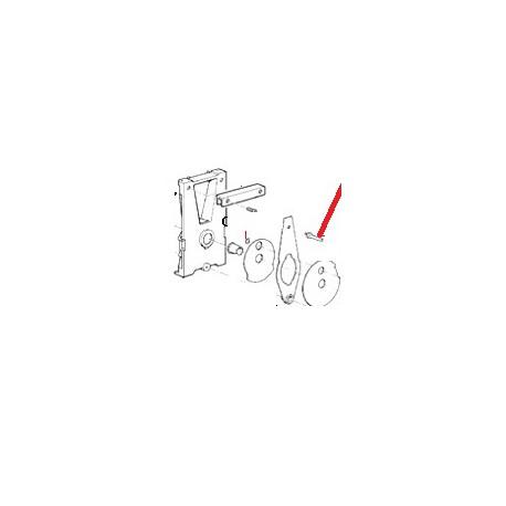 AXE D'EXCENTRIQUE ORIGINE CIMBALI - PQ6607