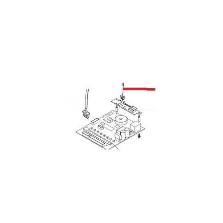 CABLE CONNEXION CARTE GR4 MR32 ORIGINE CIMBALI - PQ6859
