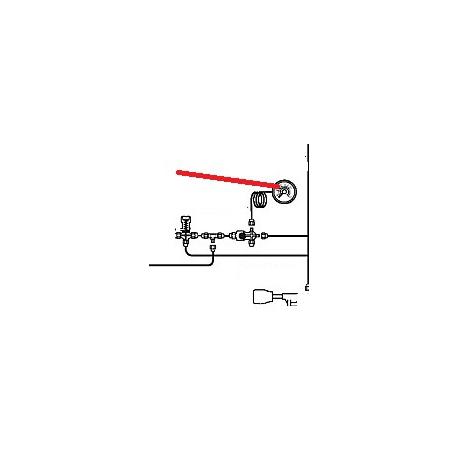 MANOMETRE POMPE M32 ORIGINE CIMBALI - PQ6830