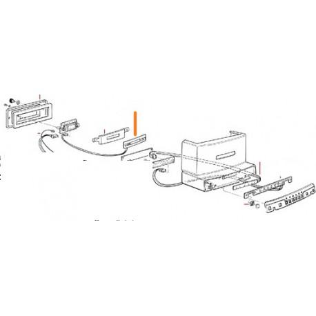 TABLEAU COMMANDE PROGRAM. ORIGINE CIMBALI - PQ6555