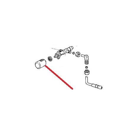 ROBINET GAZ VALVE COMPLETE ORIGINE CIMBALI - PQ811