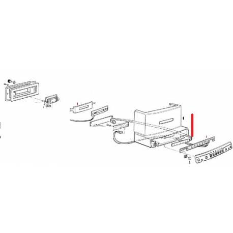 MEMBRANE DIODE ORIGINE CIMBALI - PQ6556
