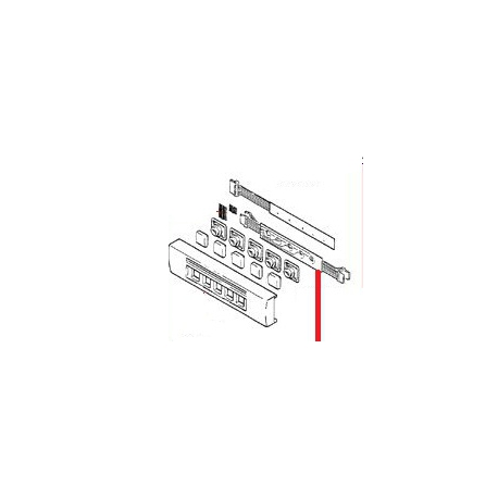 TABLEAU COMMANDE SELECTION CAFE INTERM ORIGINE CIMBALI - PQ461