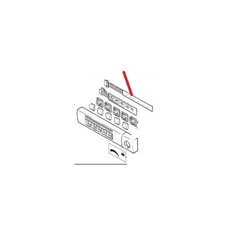 CARTE DIODE SERVICE M31 ORIGINE CIMBALI - PQ469