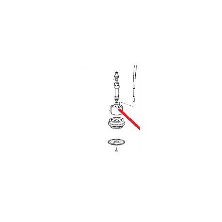 PARTIE SUPERIEUR PISTON ORIGINE CIMBALI - PQ6623