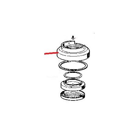 CLOCHE INFERIEUR M20 ORIGINE CIMBALI - PQ214