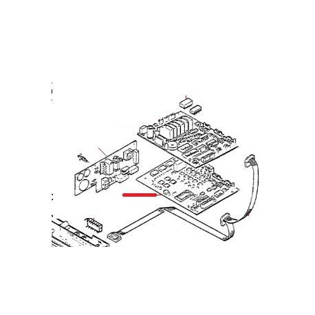 CARTE EXPANSION M31 ORIGINE CIMBALI - PQ474
