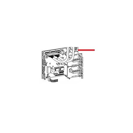 CARTE PROGRAMMATION M39 DOSATRON ORIGINE CIMBALI - PQ6066