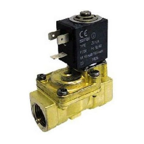 TIQ62346-ELECTROVANNE SIRAI 1/2 24VDC