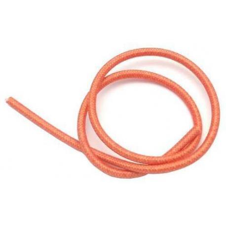TUBE SILICONE ROSE ORIGINE íINT:5MM íEXT:8.9MM - FRQ7438