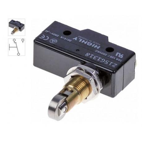 MICRORUTPEUR ROULEAU PRESSEUR 250V 20A - TIQ62432