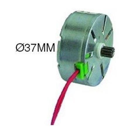 MOTEUR CDC 24V AC M37RN SENS ROTATION DROITE 12 DENTS í37MM - TIQ63576
