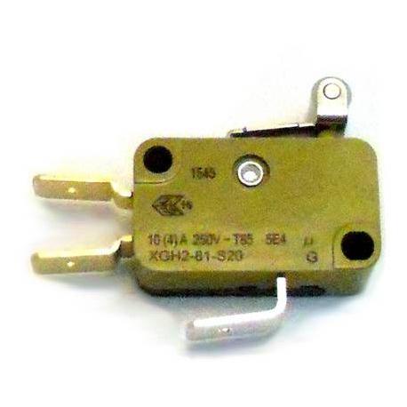 MICROCONTACT AIR BREAK ORIGINE SAECO - FRQ8500