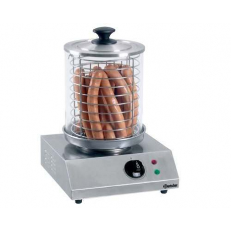 APPAREIL A HOT-DOGS 0.8KW 230V - EEV963