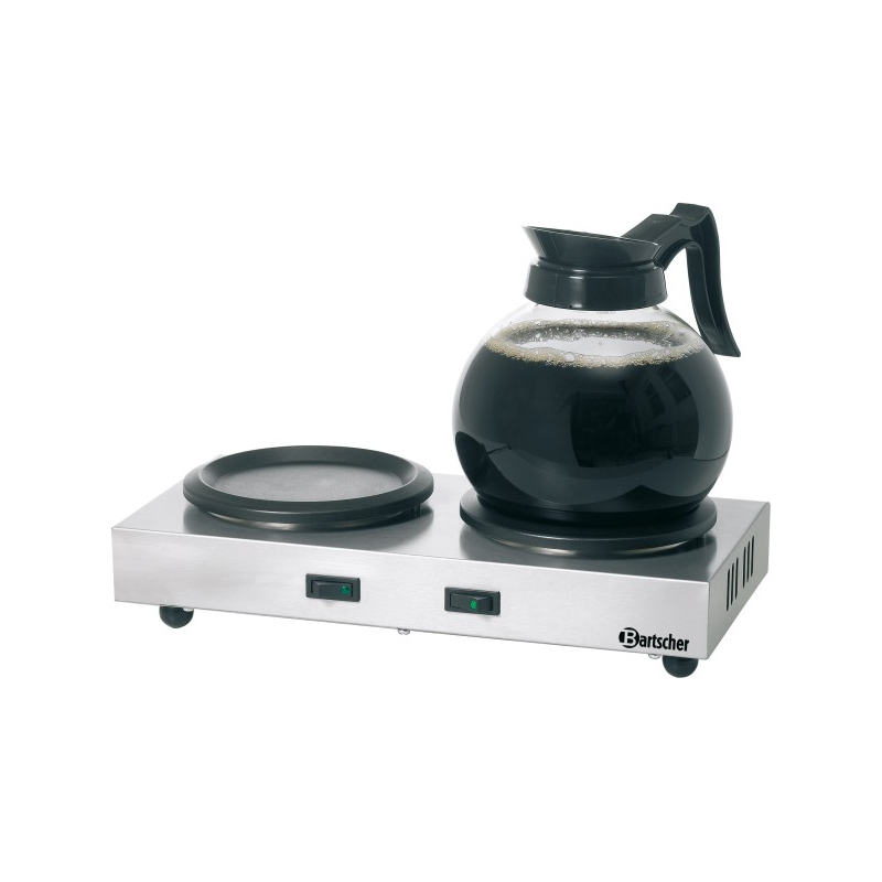 plaque chauffante cruche cafe 120w 230v origine bartscher 35. Black Bedroom Furniture Sets. Home Design Ideas