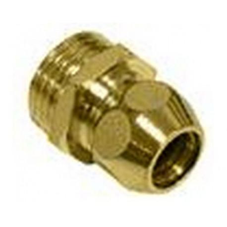 RACCORD INOX 1/2M-3/8M í10 - TIQ2415