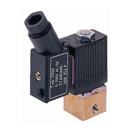 ELECTROVANNE 2 VOIES 24V CC - IQ6576