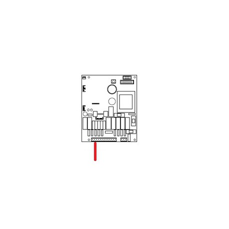 CARTE ELECTRONIQUE AURELIA2 T3 - FQ6424