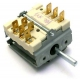 COMMUTATEUR 3 POS ON-OFF-START 250V 16A TMAXI 150°C - TIQ8909