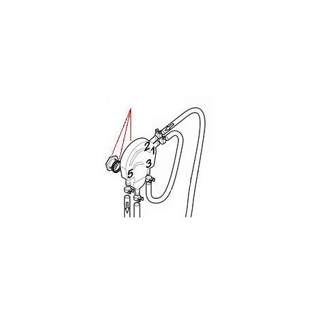 SOUPAPE ANTIVIDE 5 VOIES POUR - TIQ68953
