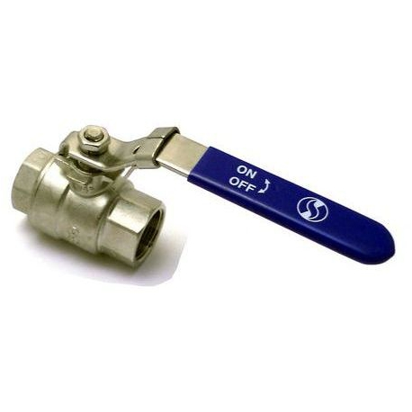 VANNE 1/4 BS PI 3/4 INOX ORIGINE CAPIC - D955275