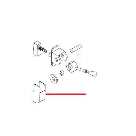 CACHE ELECTROVANNE LAITON - RYQ633