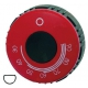 MANETTE ROUGE D75MM 30-90ø - TIQ10945