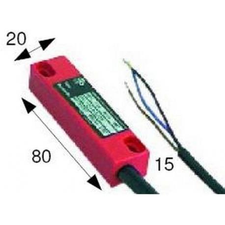 MICRO-RUPTEUR MAGNETIQUE 250V 1A - TIQ8126