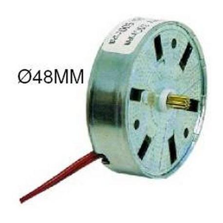 TIQ9772-MOTEUR CDC M48R í47MM SENS:DROIT 10 DENTS 230V ORIGINE