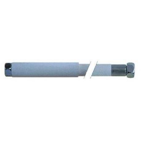 TUYAU FLEXIBLE BLANC L1200MM - TIQ3551
