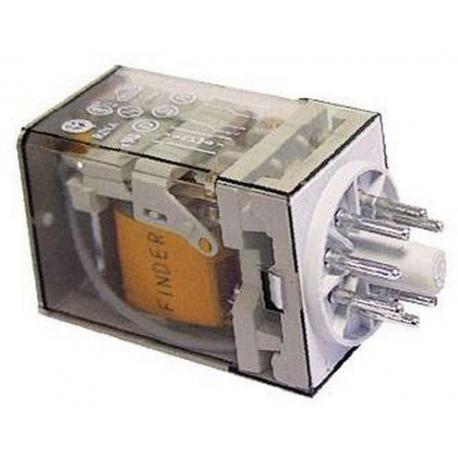 RELAIS 230V 10A ORIGINE - TIQ0791