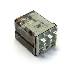RELAIS 2 CONTACTS INVERSEURS FINDER 60.62 220V 50/60HZ 10A - TIQ0703