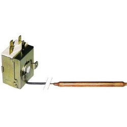 THERMOSTAT 1 POLE 230V 16A TMINI 0°C TMAXI 90°C