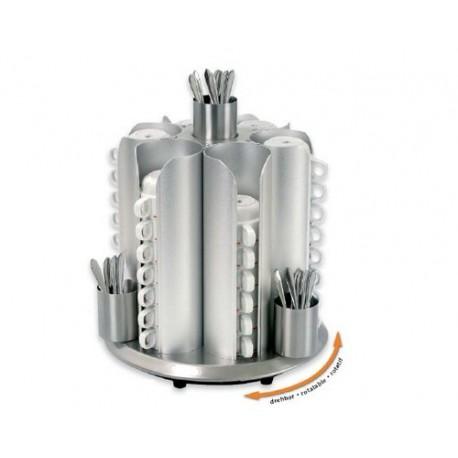 CHAUFFE-TASSE ROTATIF 200W 30-45C - IQ7245