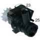 POMPE PLASET 8411 VIDANGE 90W 220V AC 50HZ ENTREE 25MM SORTI - TIQ1436
