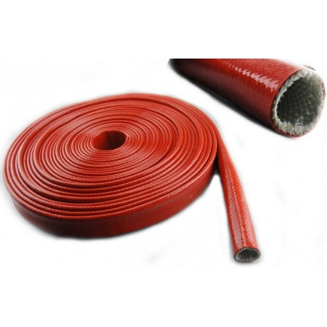 LOT DE 10M GAINE ANTI-FEU HTE Tí 8MM -60íA+250í - TIQ3189
