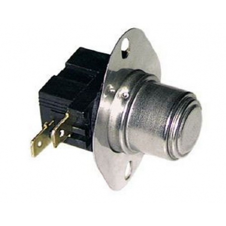 THERMOSTAT BIMETALLIQUE 2 CONTACTS NO/NF 250V AC 16A TMINI - UQ36