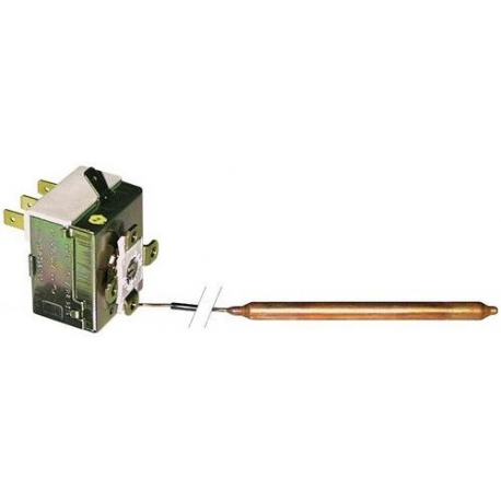 THERMOSTAT 250V 16A 56°C CAPILAIRE 1500MM - UQ476