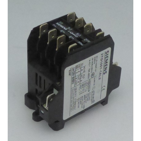 RELAIS 3 CONTACTS NO 1 CONTACT NF 230V 50/60HZ 16A - FYQ172
