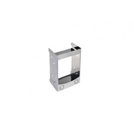 eyq8411-PORTE BOUTEILLES EN INOX L:430MM L:300MM H:120MM