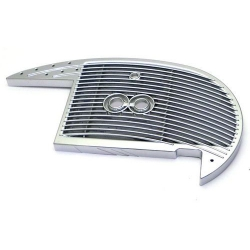 GRILLE BAC RECUPERATION CHROME ROYAL ORIGINE SAECO