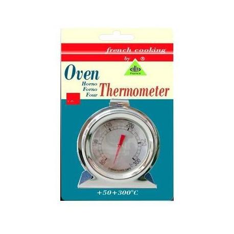 IQ740-THERMOMETRE FOUR EN INOX í50MM TMINI 0°C TMAXI 300°C