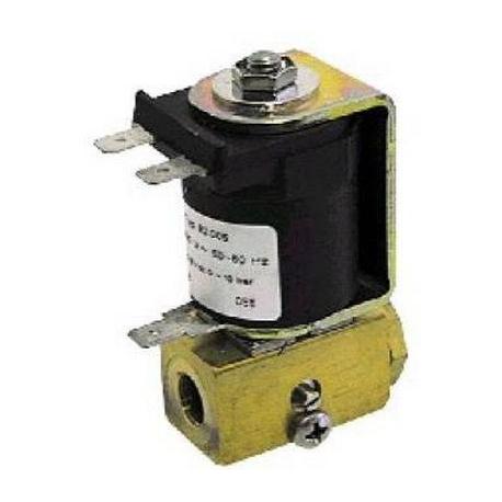 ELECTROVANNE AUK-MULLER 2VOIES 230V AC 50-60HZ ENTREE 1/8F - IQN62