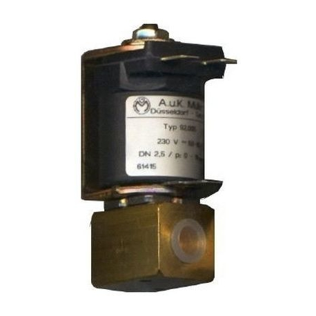 ELECTROVANNE AUK-MULLER 2VOIES 24V AC 50-60HZ ENTREE 1/8M - IQN63
