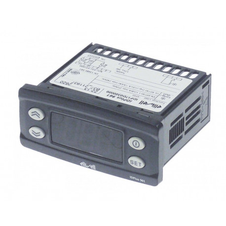 REGULATEUR ELIWELL ID PLUS 961 12 VAC-DC 15A SONDE NTC/PTC/P - SEQ023
