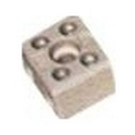 BORNIER DE PORCELAINE 2.5MMý 250V 10A - TIQ3255