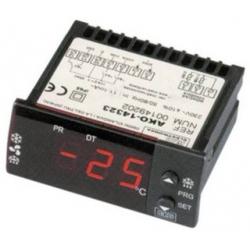 Thermostats numeriques de froid commercial et industriel for Thermostat chambre froide