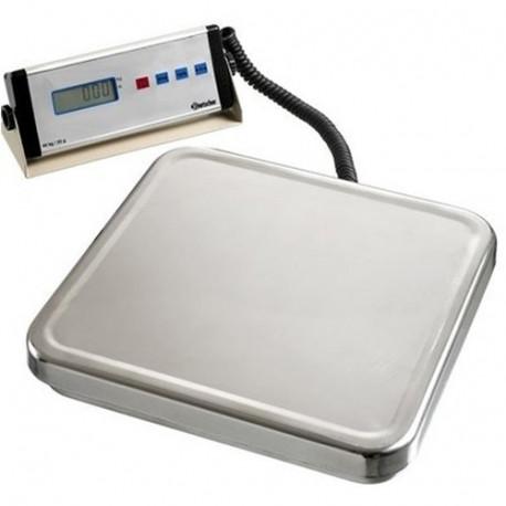 BALANCE ELECTRONIQUE DIGITALE MAX 60 KG L:320MM L:300MM - EEV944